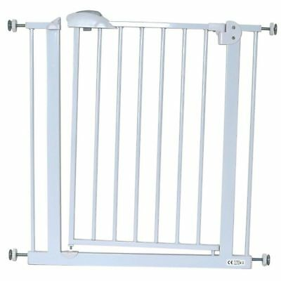 iSafe Stair Gate 90° STOP OPEN & Auto-Close StairGate - 10cm/20cm/30cm/45cm