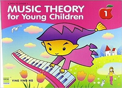 Music Theory For Young Children: Book 1 by Ying Ying Ng