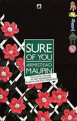 Sure Of You (Tales of the City), Maupin, Armistead, Very Good Book