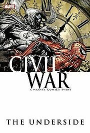 Civil War: The Underside (Civil War (Marvel)), Matt  Fraction Charlie Huston, Ex