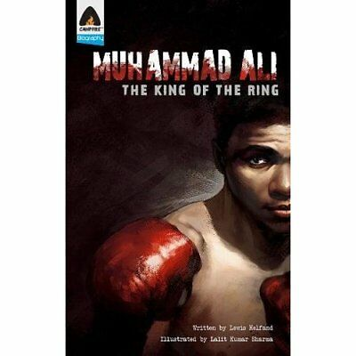 Muhammad Ali: The King of the Ring (Campfire Biographie - Paperback NEW Lewis He