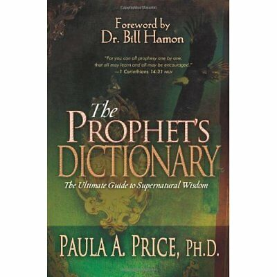 The Prophet's Dictionary: The Ultimate Guide to Superna - Paperback NEW Price, P