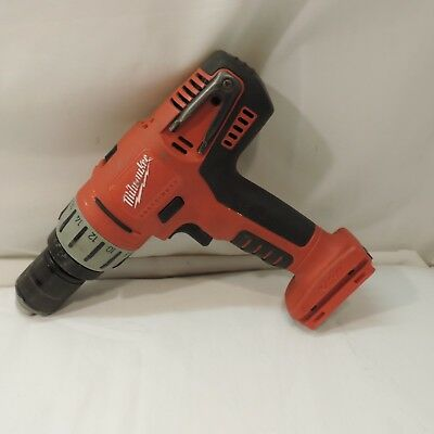 Milwaukee V-28 Cordless 1/2 Hammer-Drill (Bare Tool Only) # 0724-20^^
