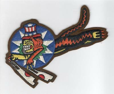 "Ultra Rare MINT 8-1/2"" 23rd Fighter Group China Air Task Force Patch Inv# L061"