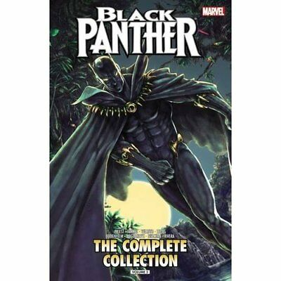 Black Panther by Christopher Priest: The Complete Colle - Paperback NEW Priest,