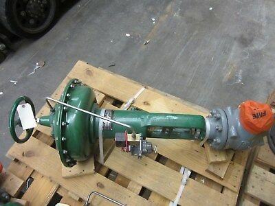 Fisher Ez Size 3 Valve With 657 Actuator Size 45