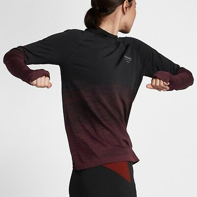 Nike Lab Gyakusou Gradient Dri-FIT Women's Long-Sleeve Top Sz. S, M, L 910883
