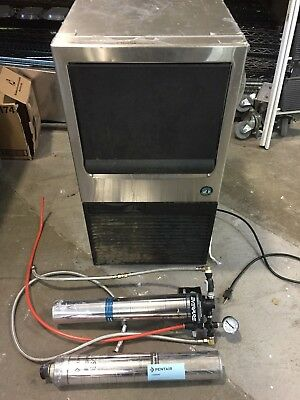 Hoshizaki KM-61BAH  Ice Machine w/Filters