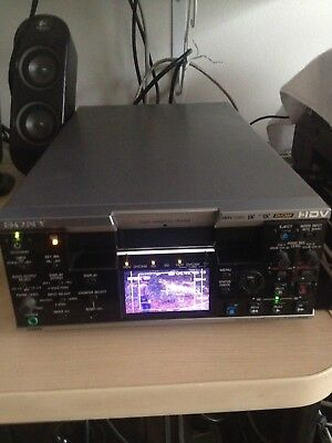 SONY HVR-M25U HDV RECORDER / PLAYER (w/ HDMI out, Component Video/Audio out)