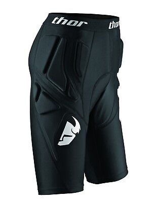 Thor Comp Short SE MX Impact Under-gear Black