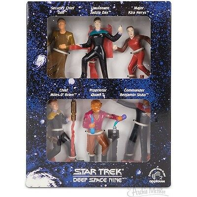 Star Trek Deep Space Nine 6 Figure Set!
