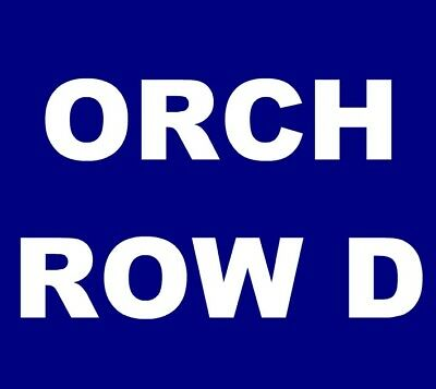 John Prine tickets Austin Bass Hall 6/30 *** ORCH, ROW D! ***