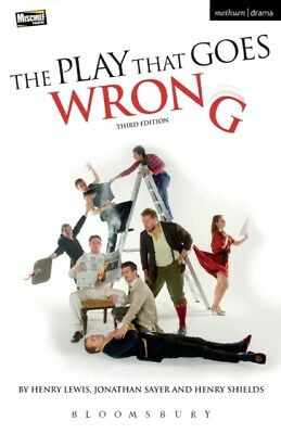 The Play That Goes Wrong (Modern Plays) (Paperback), Lewis, Henry...