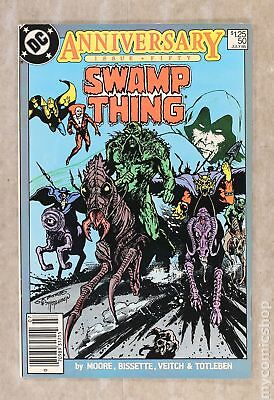 Swamp Thing (2nd Series) #50 1986 VF 8.0