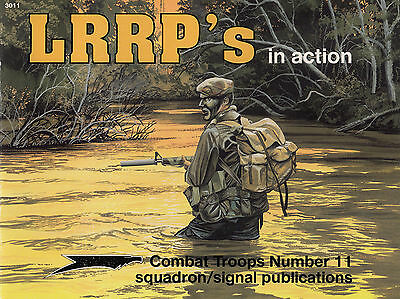 20041/ Squadron Signal - Combat Troops 11 - LRRP´s in action - TOPP HEFT
