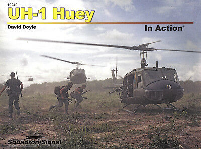 2ss10249/ Squadron Signal - In Action 249 - UH-1 Huey - TOPP HEFT