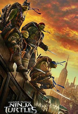 Teenage Mutant Ninja Turtles 2 : One Sheet - Maxi Poster 61cm x 91.5cm (new)
