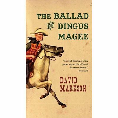 Ballad of Dingus Magee, The - Paperback NEW Markson 2008-09-02