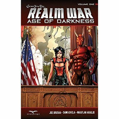 Realm War Volume 1 (Gft Realm War Tp) - Paperback NEW Joe Brusha(Auth 2015-03-05