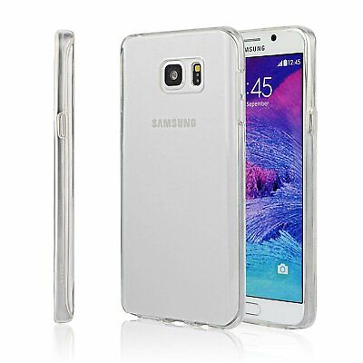 Samsung Galaxy Note 5 Case Slim Clear Tpu Silicon Back Cover