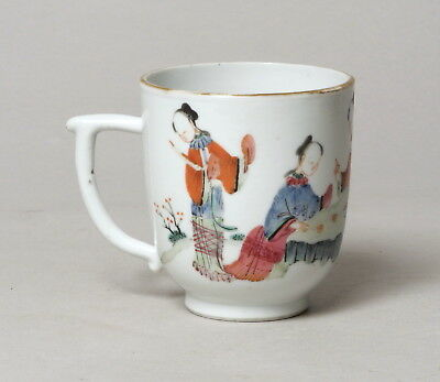 Good Antique Chinese Porcelain Tea Cup, Daoguang Mark Period