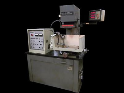 Hansvedt Sm-150B Electrical Discharge Machine Edm Bench Top W/ Pulse 201 P/s