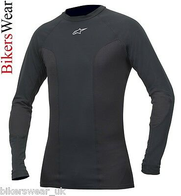Alpinestars Summer Tech Race Top Base Layer Top Black 475328