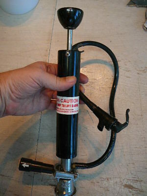 Micro-Matic Keg Pump Beer Tap Lever Handle. Used, good shape. Own your own.