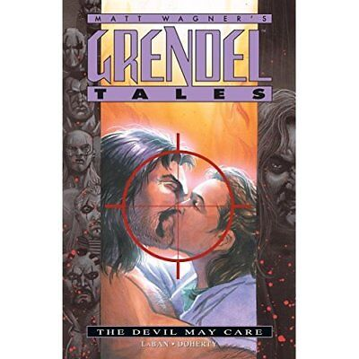 Grendel Tales: Devil May Care (Grendel (Graphic Novels) - Paperback NEW Wagner,