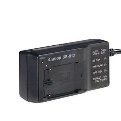 Canon CB-910 Battery Charger Car Adapter Nuevo BNIB 900 Series Batteries