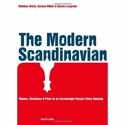 The Modern Scandinavian: Themes, Structures & Plans in  - Paperback NEW Wahls, M