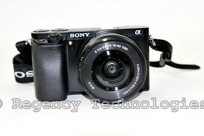 Sony A6000 | Ilce6000L/b | 23.4Mp | Mirrorless Digital Camera | Black