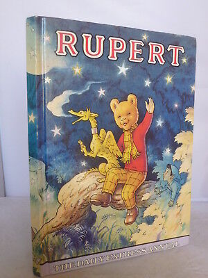 Rupert Annual 1979 - In Good Condition - Unclipped