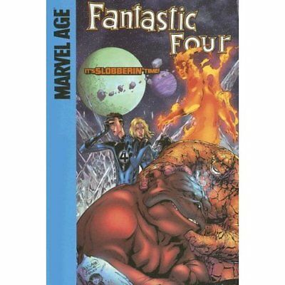Marvel Age Fantastic Four: It's Slobberin' Time - Library Binding NEW Jeff Parke