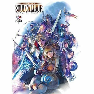 SoulCalibur: New Legends of Project Soul - Paperback NEW Namco Bandai Ga 2014-05