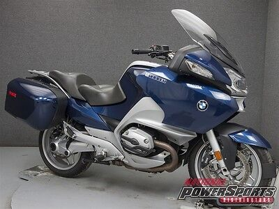 BMW R1200RT W/ABS  2008 BMW R1200RT W/ABS Used
