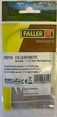 Faller 180704 - LED-Lichterkette
