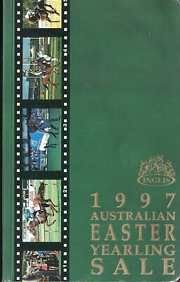1997 Inglis Easter Yearling Sale Catalogue - Fairy King Prawn