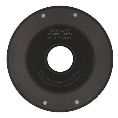 Trend IT/7124401 ADJ GROOVER BODY FOR 1.5-6MM 110 X