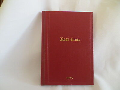 1995 The Ceremony Of The Rose Croix Of Heredom Masonic Book (108)