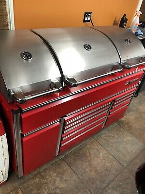 Snap On Epiq Bbq Gas Grill Collectible New Never Unpacked Rare