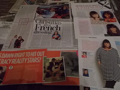 Dawn French  Celebrity  Clippings Pack  Good Condition
