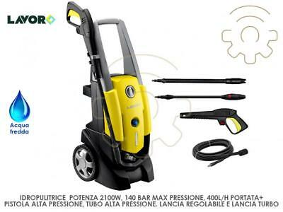Lavor Pressure washer Giant 20 cold water 2100W 140bar with accessories