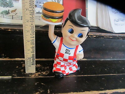 Big Boy Bank with stopper NICE 8 inches 2010