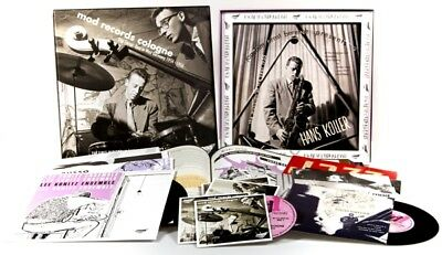 Various - Mod Records Cologne-Jazz In West Germany 1954-56 Vinyl Maxi15 Be! NEU