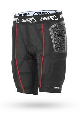 Leatt DBX 5.0 Airflex Impact Protection Shorts Black