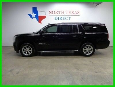 2015 GMC Yukon SLT Heated Leather GPS Navigation 4WD 2015 SLT Heated Leather GPS Navigation 4WD Used 5.3L V8 16V Automatic SUV Bose