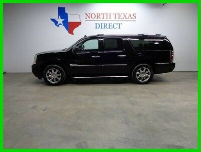 2010 GMC Yukon Denali 2WD GPS Navi Camera TV DVD Sunroof 2010 Denali 2WD GPS Navi Camera TV DVD Sunroof Used 6.2L V8 16V Automatic SUV