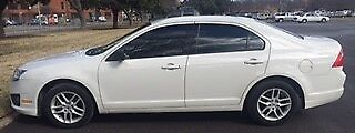 2012 Ford Fusion  2012 Ford Fusion S - Low Mileage