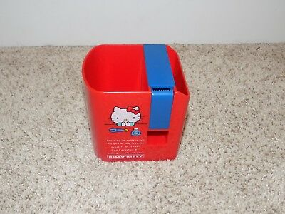 Vintage Hello Kitty Pen Stand Sanrio 1976 Made in Japan